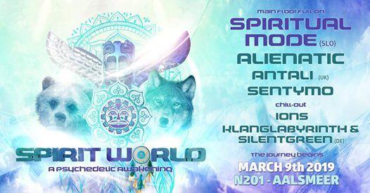 Spirit World - A Psychedelic Awakening