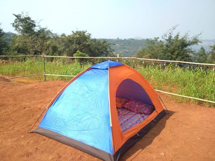 Camping Lonavala on 20th 21st January 2018