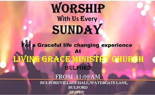 Living Grace Ministry Sunday Service   Salisbury