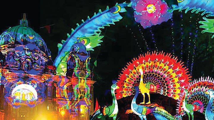 The Festival of Light Comes to Norwich