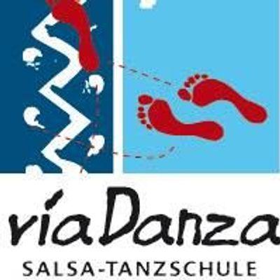 víaDanza Salsa Tanzschule