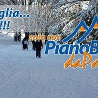 Domenica 15 Gennaio Partenza in bus per Piano Battaglia