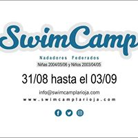 Swim Camp La Rioja 2017