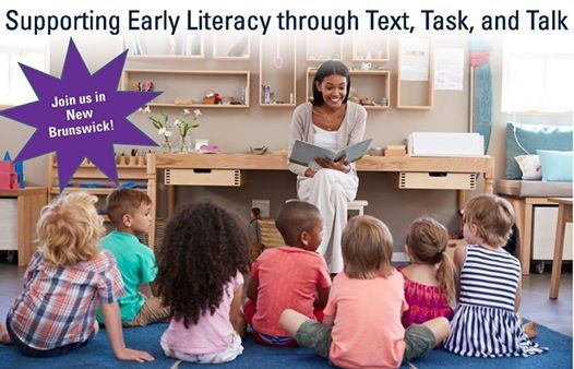 Supporting Early Literacy Through Text Task and Talk