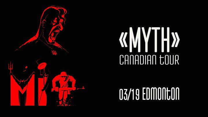 Myth  M Documentary Film Edmonton Screening
