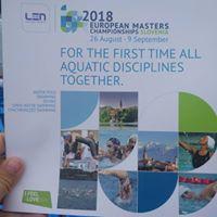 European Masters 2018 Slovenia