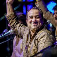 RAHAT FATEH ALI KHAN Live Open Air Concert