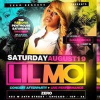 High Society Presents Penthouse Saturdays LIL MO Takeover