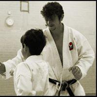 Kumite workshop with sensei Jamie Sims 3rd dan