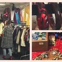 Vintage Fashion Fair Farnham