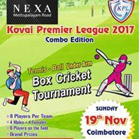 Box Cricket Tournament