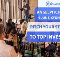 AngelPitch Masterclass Sydney 9th June 2017