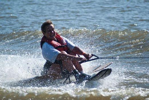 Adaptive Water Ski Clinic - Cicero