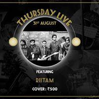 Riitam live at Hard Rock Cafe Gurgaon