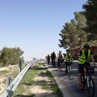Madaba Sunset Cycling with Nader Bikes