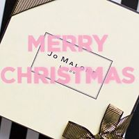 Create merry messages for your Jo Malone London box