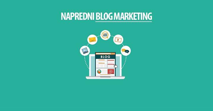 Delavnica Z blog marketingom do novih strank na spletu
