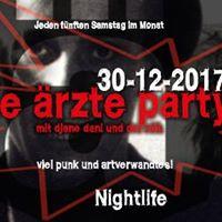 rzte Party- Viel Punk und Artverwandtes