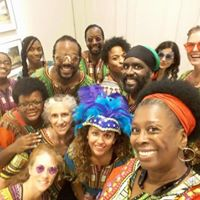 Free weekly African Roots Reunion Community Dance Class