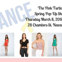 The Pink Turtle UDance Pop-Up Shop