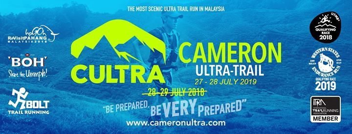 Run-Trek Team to Cultra 2019 (Confirmed Registrants Only)
