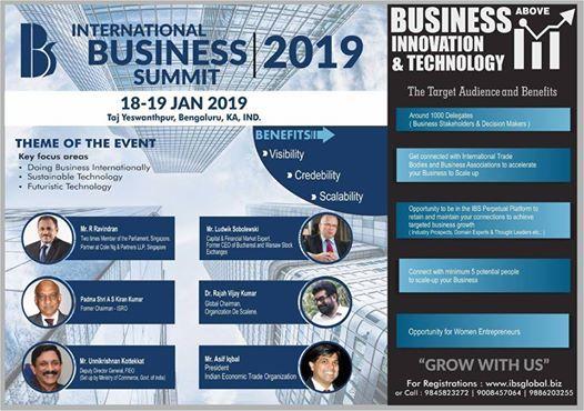 International Business Summit