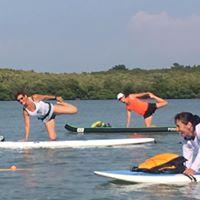 BeachBoard Yoga w Jodi
