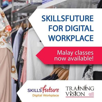 Skills Future for Digital Worplace (Bahasa Melayu)