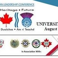2017 Scottish North American Leadership Conference Canada