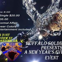 New Years Eves Party Extravaganza