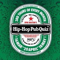 Hip-Hop Pub Quiz
