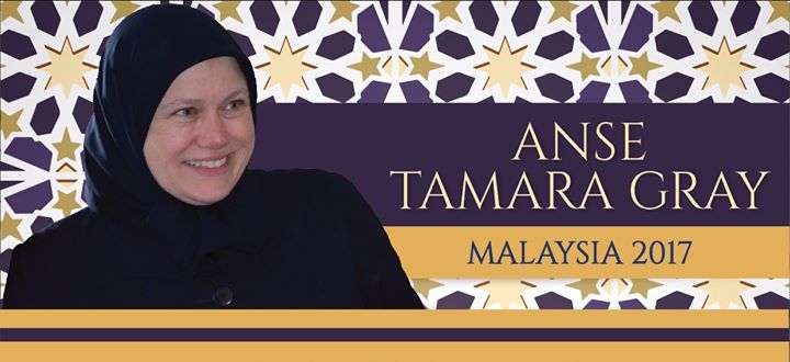 Anse Tamara Gray Malaysia 2017