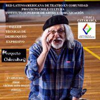 Taller a cargo del Prof. Vctor Soto Rojas (Chile).