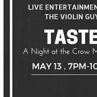 Taste A Night at the Crow Museum