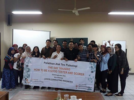 Jadwal 2019  Training Administrasi & Skoring Alat Tes Psikologi