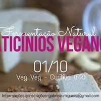 Workshop Laticnios Veganos Fermentados - Mdulo Bsico
