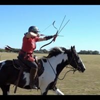 Intro To Mounted Archery With Elizabeth Tinnan-Smyrna GA