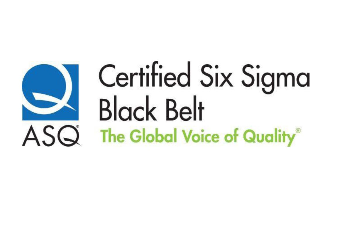 Certified Six Sigma Black Belt Cssbb Preparation Course At
