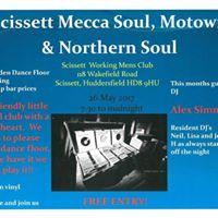 Scissett Mecca Soul Night