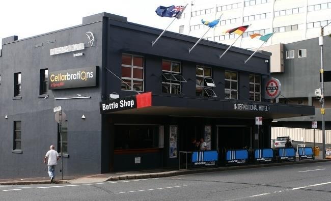 International Hotel - The Torington   525 Boundary Street, Brisbane, Queensland 4000   +61 7 3227 1999