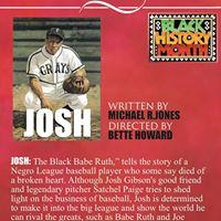 Josh written by Michael R. Jones