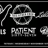 Locals Only  This Other Eden Little Room  More LIVE at Tetsuo