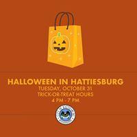 Halloween in Hattiesburg