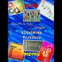 Kid &amp Mom Art Workshop