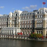 Jewellery EXPO in Amstel hotel Amsterdam