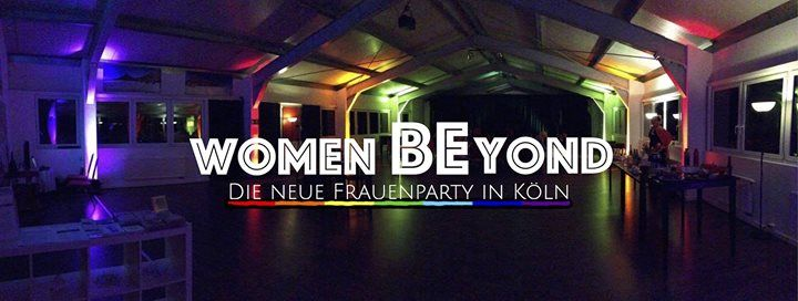 WomenBEyond Dating Party