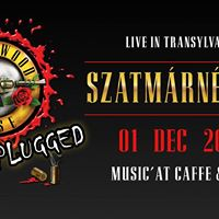 Szatmrnmeti  Hollywood Rose (Guns N Roses Tribute Band)