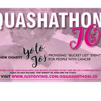 24 Hour Squashathon5 - for Jo