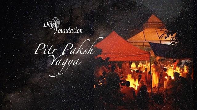 Pitr Paksh Yagya