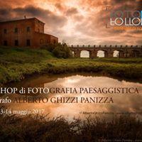 Workshop di fotografia paesaggistica con Alberto Ghizzi Panizza